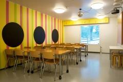 Katariinassa on tilaa 24 hengelle. - Katariina is a meeting room for 24 persons.